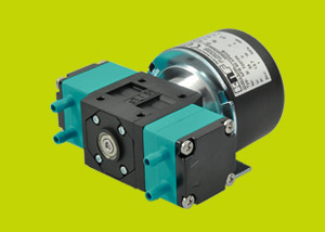 Knf neuberger inc knfs latest models represent a significant advancement in diaphragm pump technology their patented multi port valve system tolerates occasional liquid ccuart Choice Image