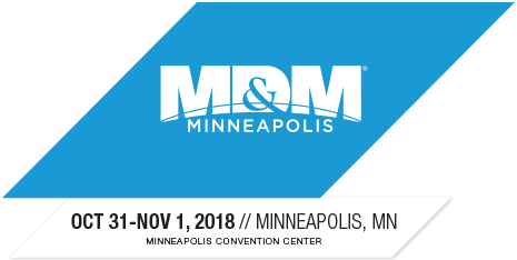 MD&M Minneapolis 2018