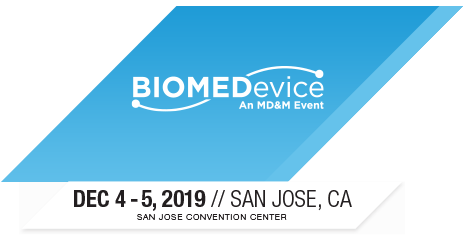 BIOMEDevice San Jose 2019