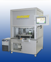 Dukane's New Laser Welding System for welding Clear-to-Clear plastic without laser absorbing additives