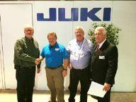 Valtronic Purchases Juki Equipment during IPC APEX EXPO®