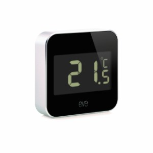 The new Eve Degree temperature and humidity monitor from Elgato uses Sensirion's best-in-class humidity and temperature sensor