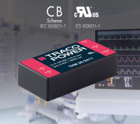"Smallest 30 Watt Medical DC-DC Converter  with Wide 2:1 Input Range in 2 x 1"" Footprint"