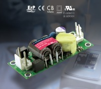 15 Watt AC/DC Power Supply for Industrial  and Medical Type BF Applications