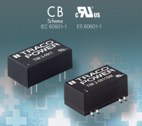 2 Watt Medical DC-DC Converter  in Compact DIP or SMD Package