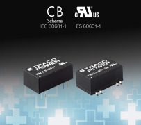 3.5 Watt Medical DC-DC Converters  in Compact DIP or SMD Packages