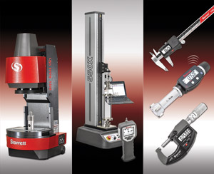 Starrett to Showcase Full Complement of Leading Metrology Solutions at IMTS 2018