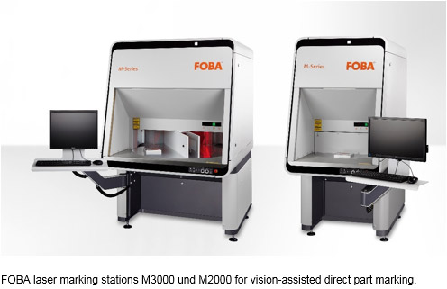 Precise Laser Mark Positioning even without Product Fixtures