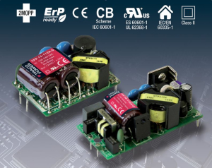 Highly Qualified 15 & 30 Watt Power Supplies  with Size Reduction & Extended Temperature Ranges