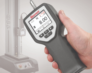 New Starrett Digital Gages put force measurement in the palm of your hand or on a stand
