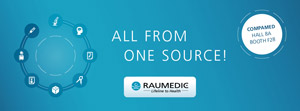 Compamed 2018: Raumedic to Spotlight Silicone Processing and Wire Coating