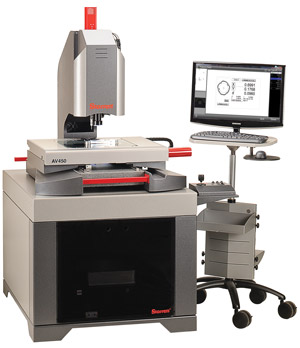 Starrett Introduces High Performance Automatic Vision System