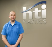 HTI Plastics Promotes Brent Beerenstrauch to Manufacturing Engineer