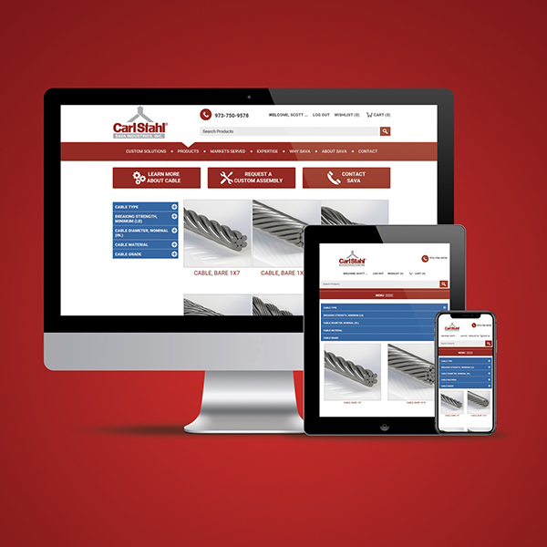 Carl Stahl Sava Industries Launches Revolutionary New Website