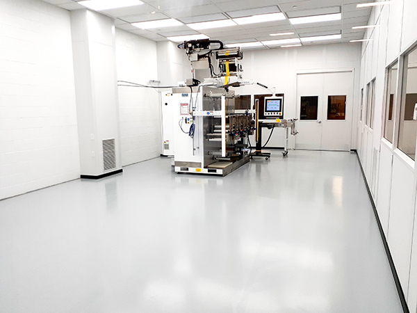 CFS Adds Class 7 Clean Room Die Cutting Capabilities