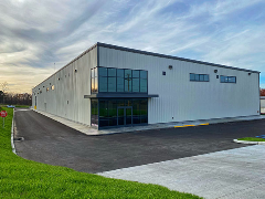 Advanced Powder Products, Inc. Completes New  25,000 Square-Foot Manufacturing Facility