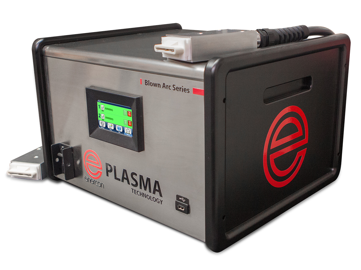 Blown Arc Series Plasma Treater