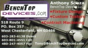 BenchTop Devices, LLC