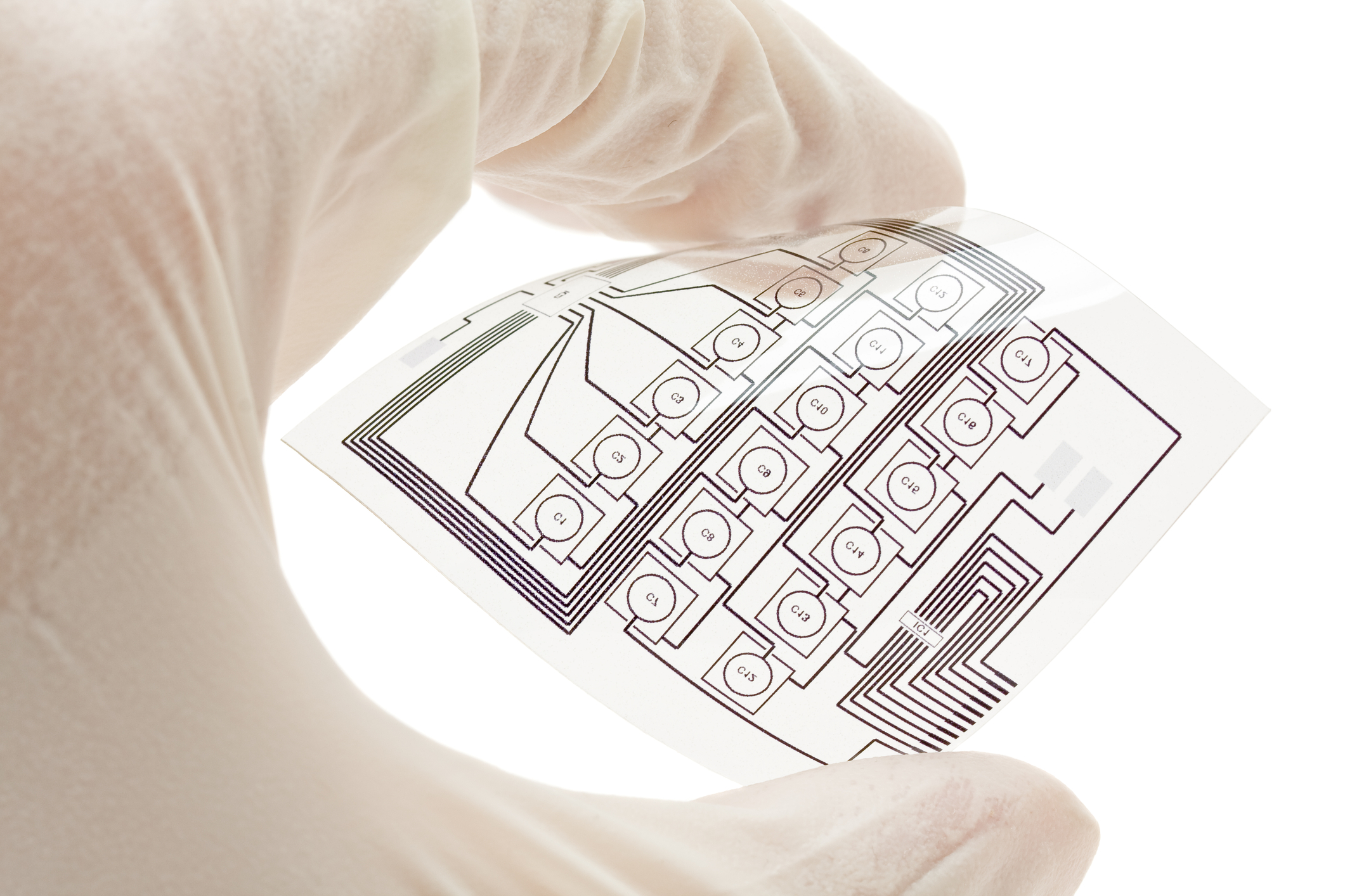 Conductive Ink for IVD Diagnostic Flexible_Circuitry