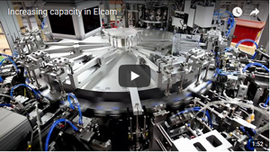 Increasing Capacity in Elcam Medical