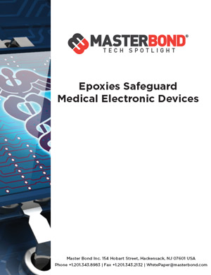 Epoxies Safeguard Medical Electronic Devices