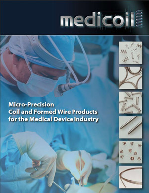 Micro-Precision Coil and Formed Wire Products for the Medical Device Industry