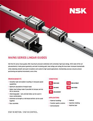 Maximizing Machine Efficiency with Linear Guides