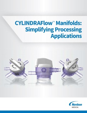 CYLINDRAFlow™ Manifolds: Simplifying Processing Applications