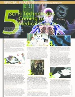 5 Sci-Fi Technologies Coming to Medical Devices