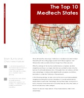 The Top 10 Medtech States