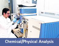 Chemical Physical Analysis