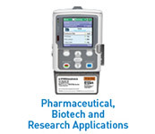 Pharmaceutical, Biotech and Research Applications