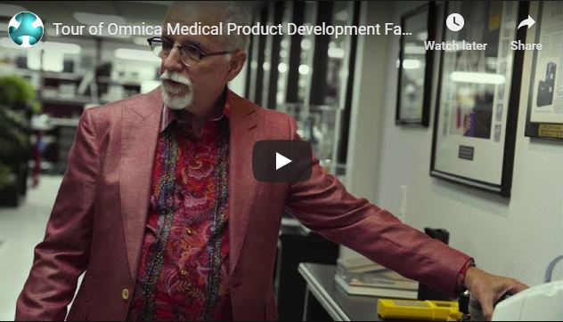 Tour of Omnica Medical Product Development Facility